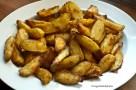 knusprige Kartoffelecken