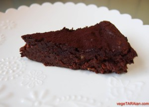 Cooking with Ma – Chocolate chestnut cake