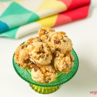 Easy vanilla rock cakes