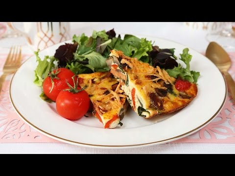 Veggie Breakfast Casserole | Brunch Month (VIDEO)