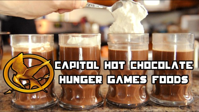 Hunger Games Party Recipes