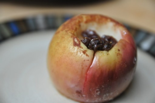 How To Make Microwaved Baked Apples