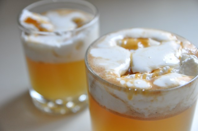 How To Make Butterbeer from The Wizarding World of Harry Potter