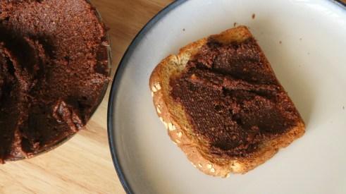 How To Make Vegan Nutella | Chocolate Hazelnut Spread