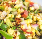 How To Make Summer Corn Salad | Vegan & Gluten-Free