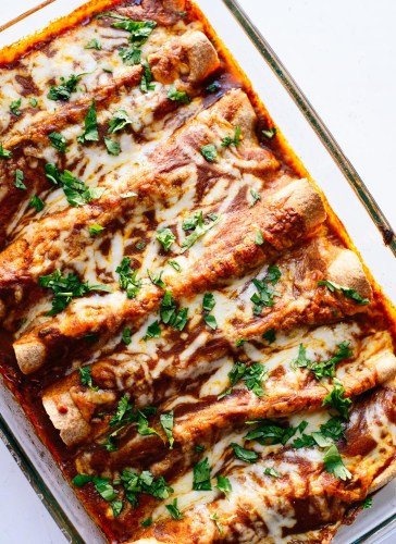 Make Tasty Mexican Enchiladarole