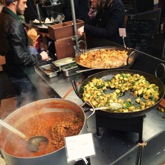 Borough Market Curries - Veganuary