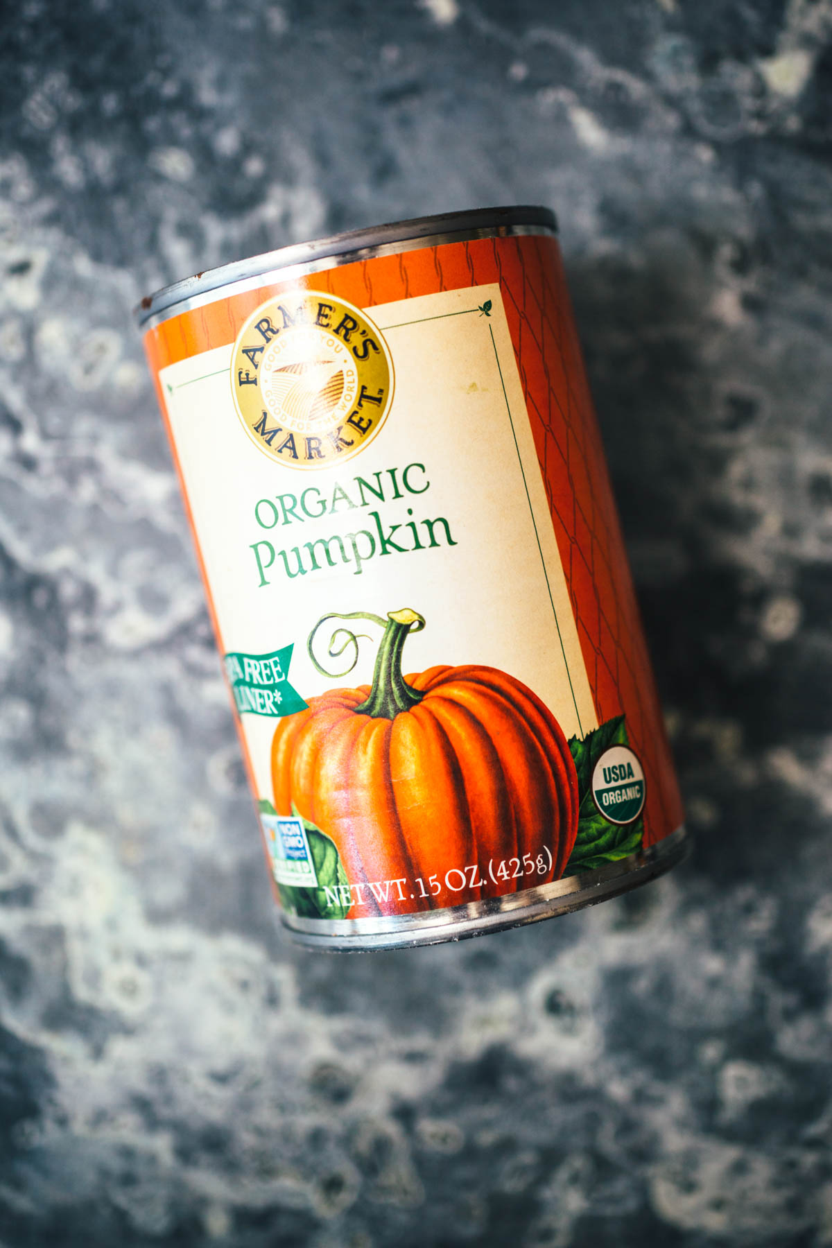 Smoky Pumpkin & Black Sesame Seed Hummus