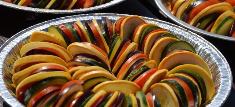 CSA summer veggies…kinda like in the movies