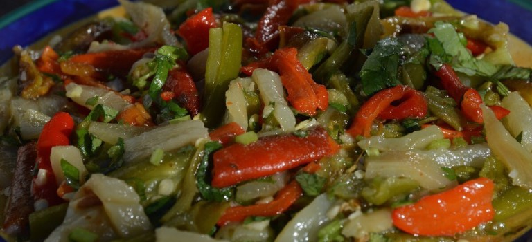 Peppers: sweet or spicy and always beautiful