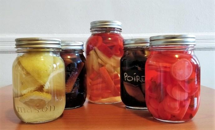 pots de pickles