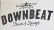 logo downbeat diner