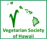 logo vegetarian society of hawaii