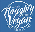 Naughty Vegan Studio logo