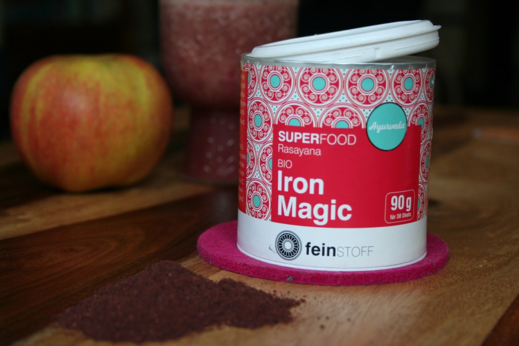 Iron Magic Pflanzenpulver Ayurveda