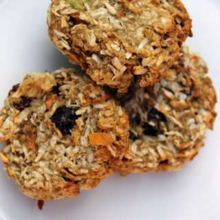 Avocado Banana Carrot and Oatmeal Cookies | Healthy Cookies for Kids | Veggie Desserts Blog