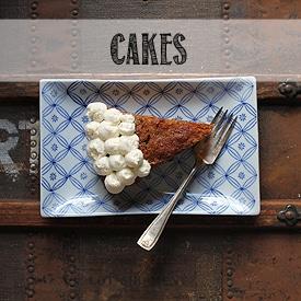 VEGGIE DESSERTS   CAKES