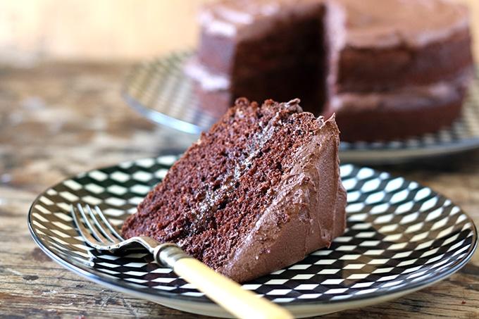 Vegan Cake Recipes Uk: The Best Vegan Chocolate Cake