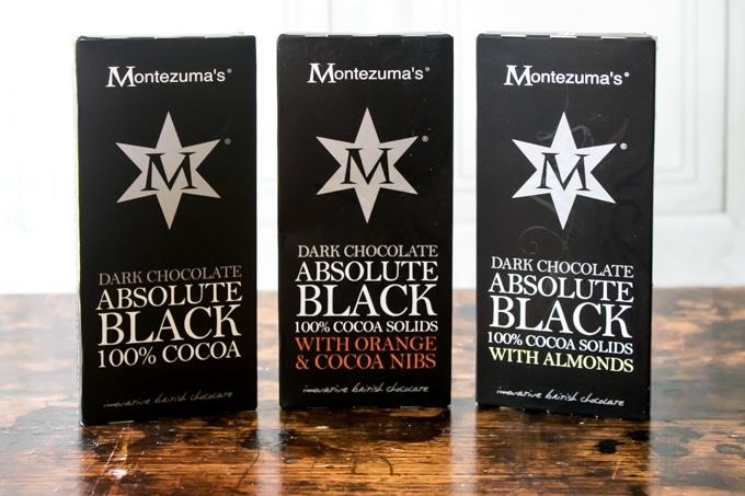 Enter to Win a Dark Chocolate Hamper from Montezuma