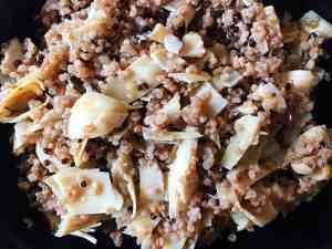 Quinoa Salad with Artichoke Hearts