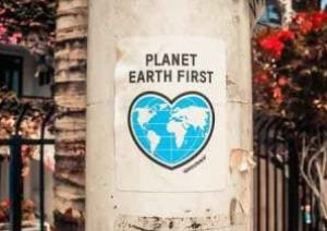 Putting Earth First