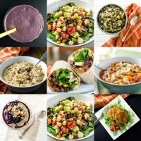 Easy One-Week Plant-Based Meal Plan