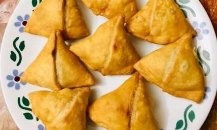 The Samosa Recipe