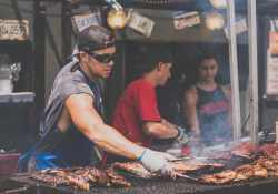 Grilling - tradition of meat