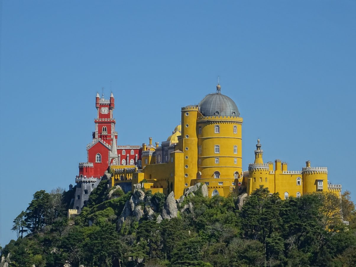 A Visitors Guide to Sintra, Portugal - Veggie Vagabonds