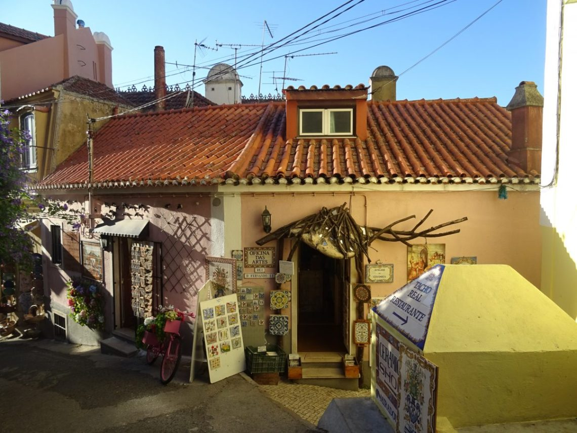 Why Sintra is definitely NOT a day trip