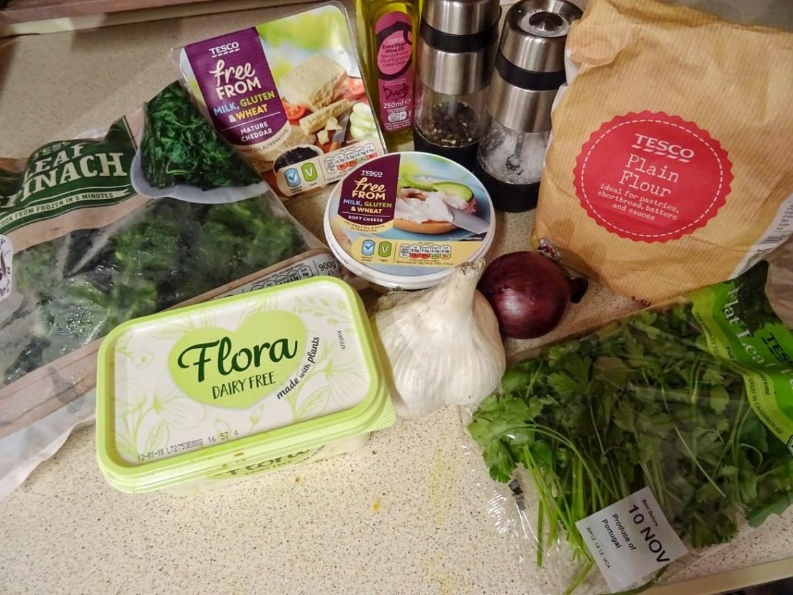 Vegan products in UK
