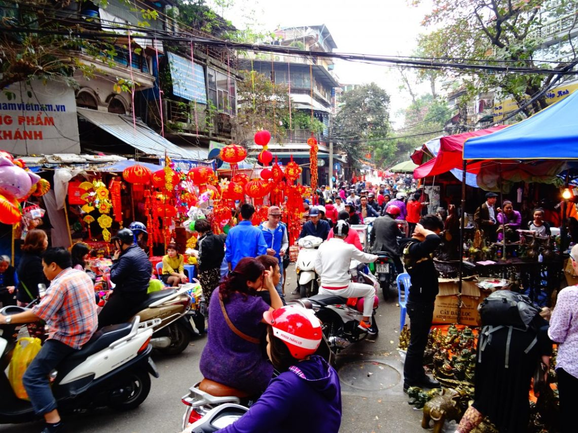 A Vagabond's Guide to Travelling in Vietnam During Tet