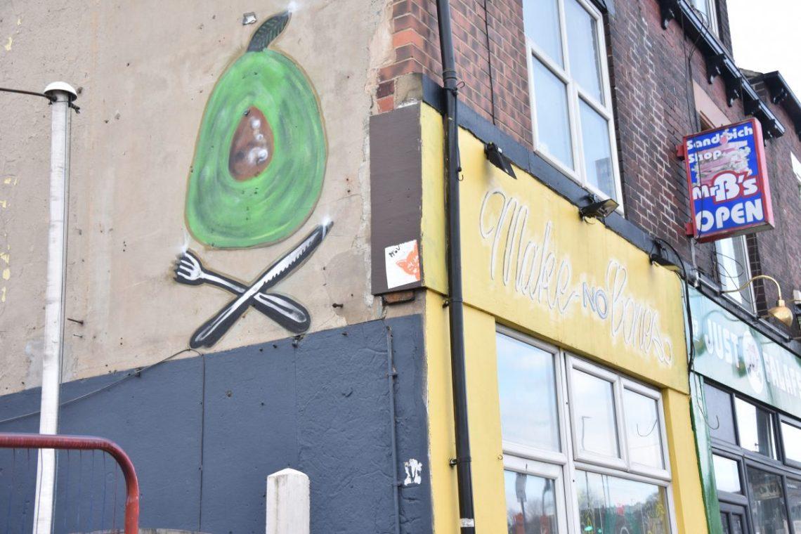Make No Bones, Sheffield - The Veggie Vagabond's Review
