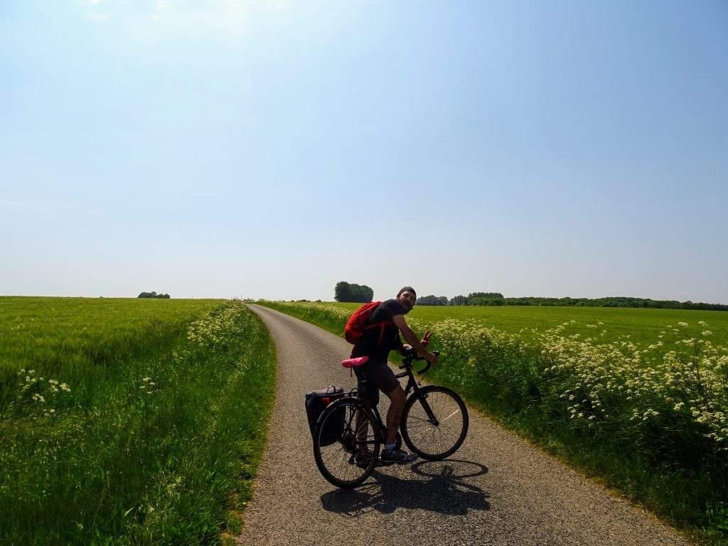 Our Sustainable Cycle Touring Adventures This Summer