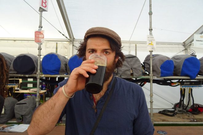 Vegan Adventures at the Cambridge Beer Festival 2018