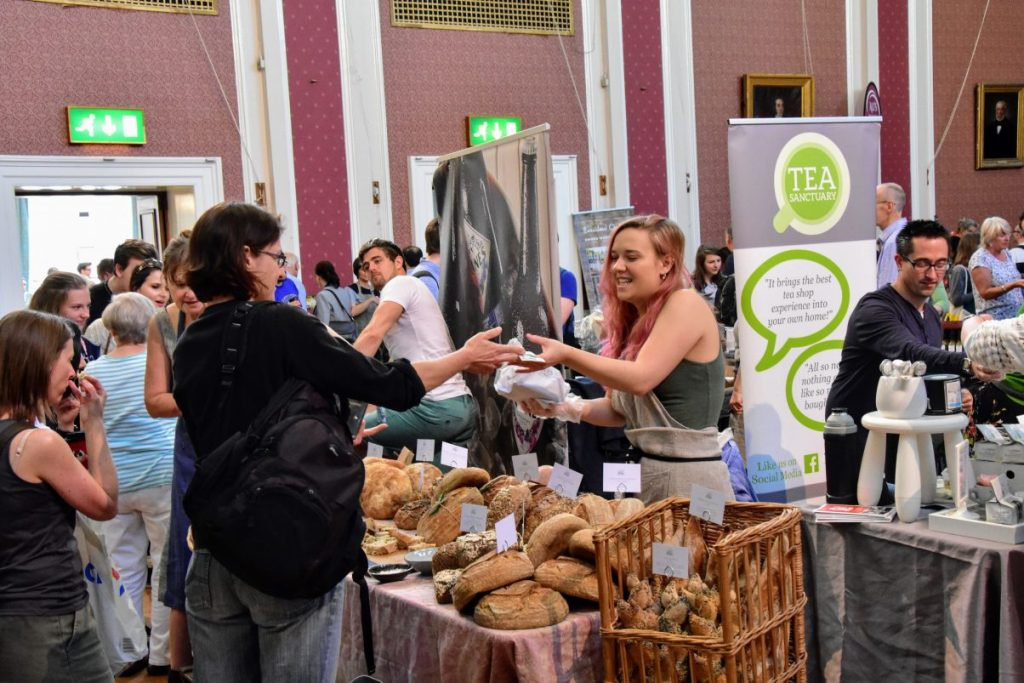 Vegan Adventures at Eat Cambridge Food Festival