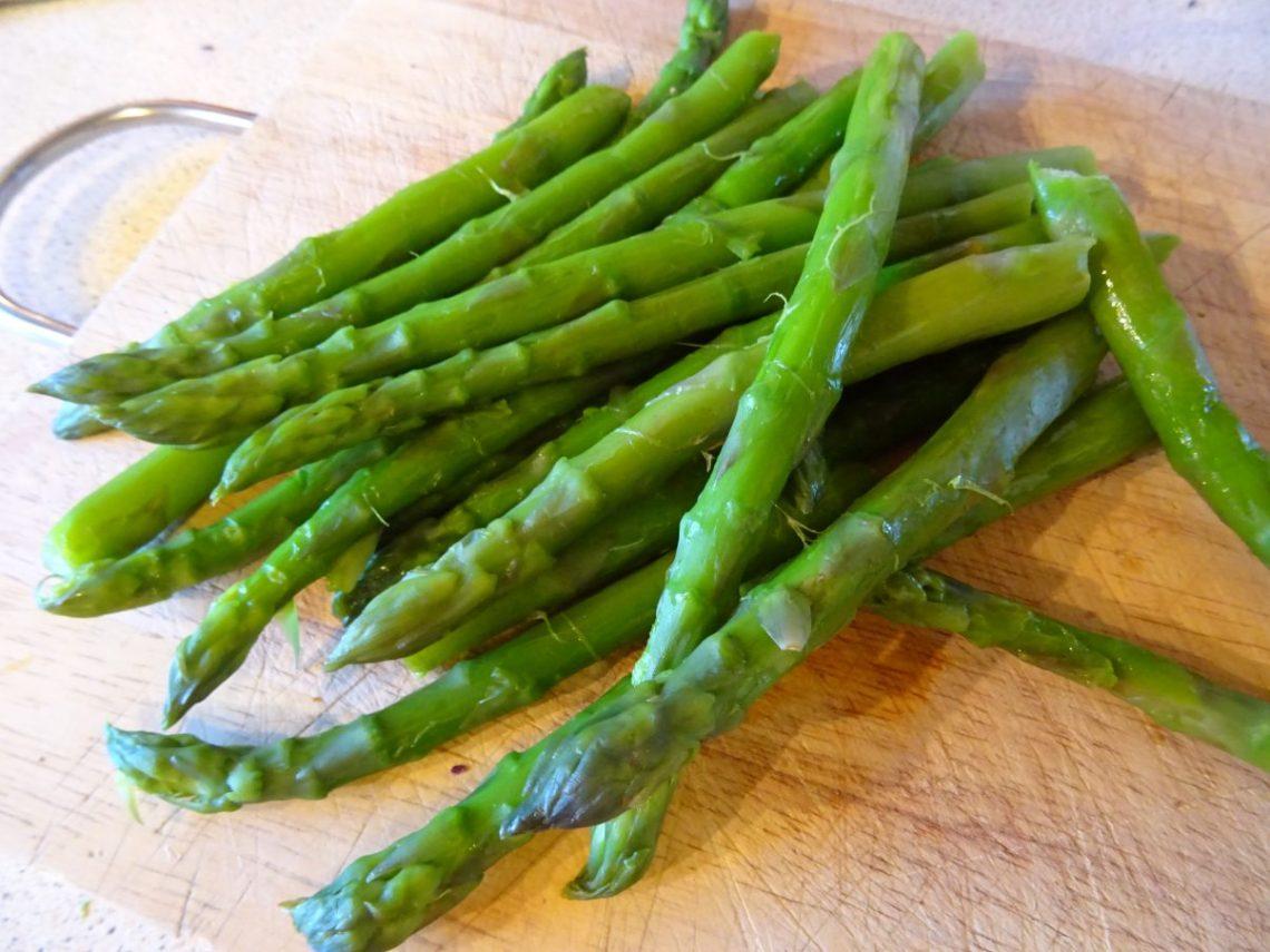 Vegan Summer Asparagus Salad