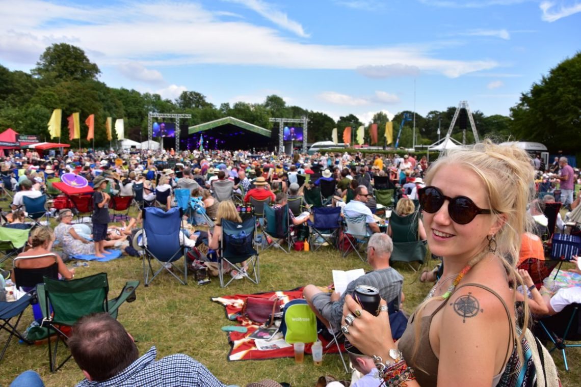 Is the Cambridge Folk Festival One of the Greenest Festivals in the UK? Pt. 2