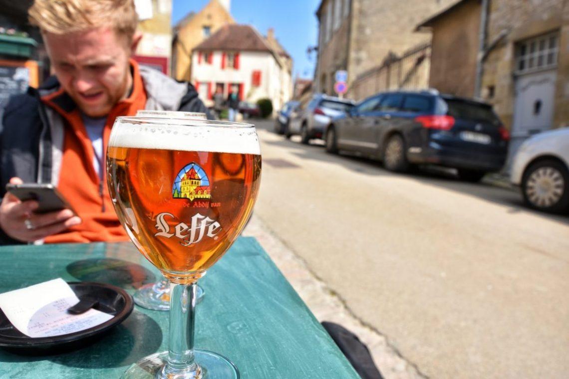 Bar in Vézelay