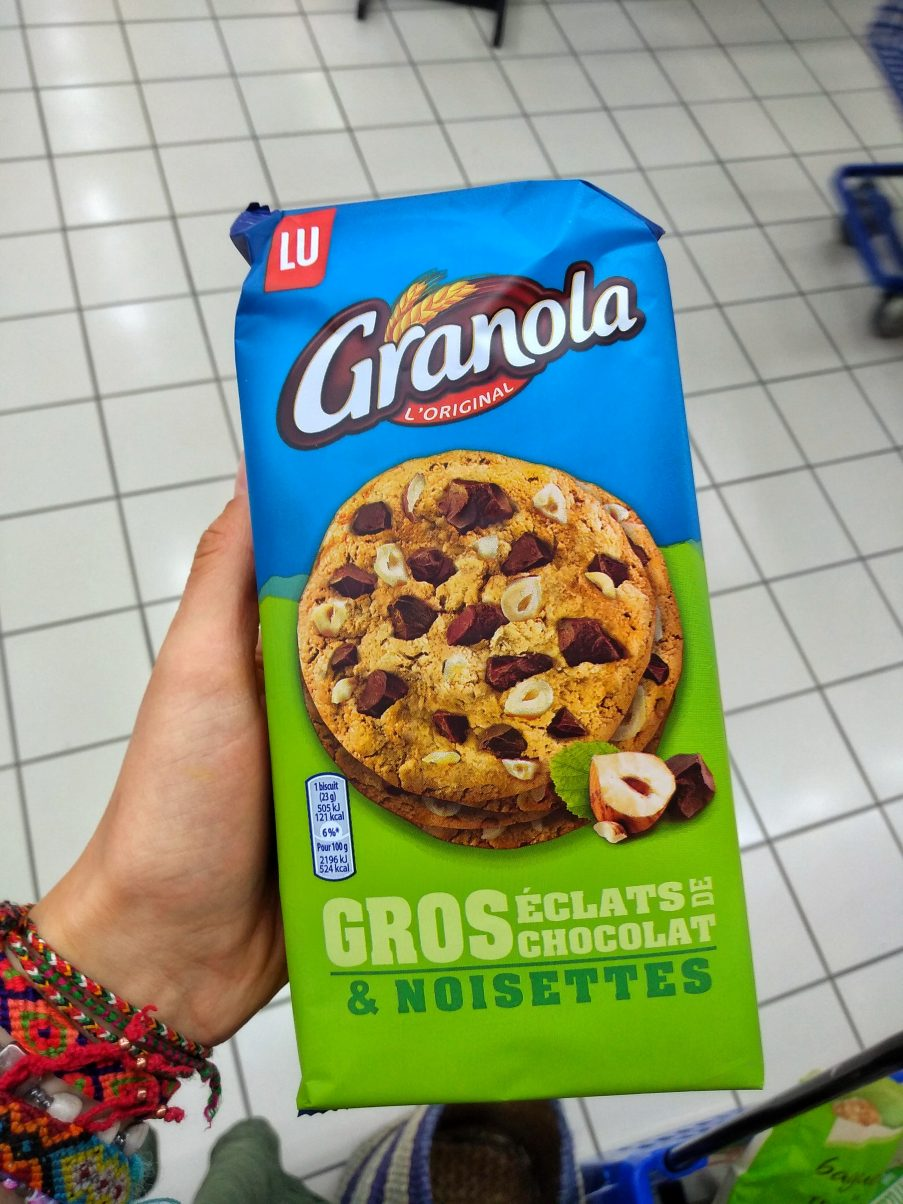 Vegan Food France Cookies