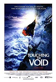 Touching the Void Climbing Documentary