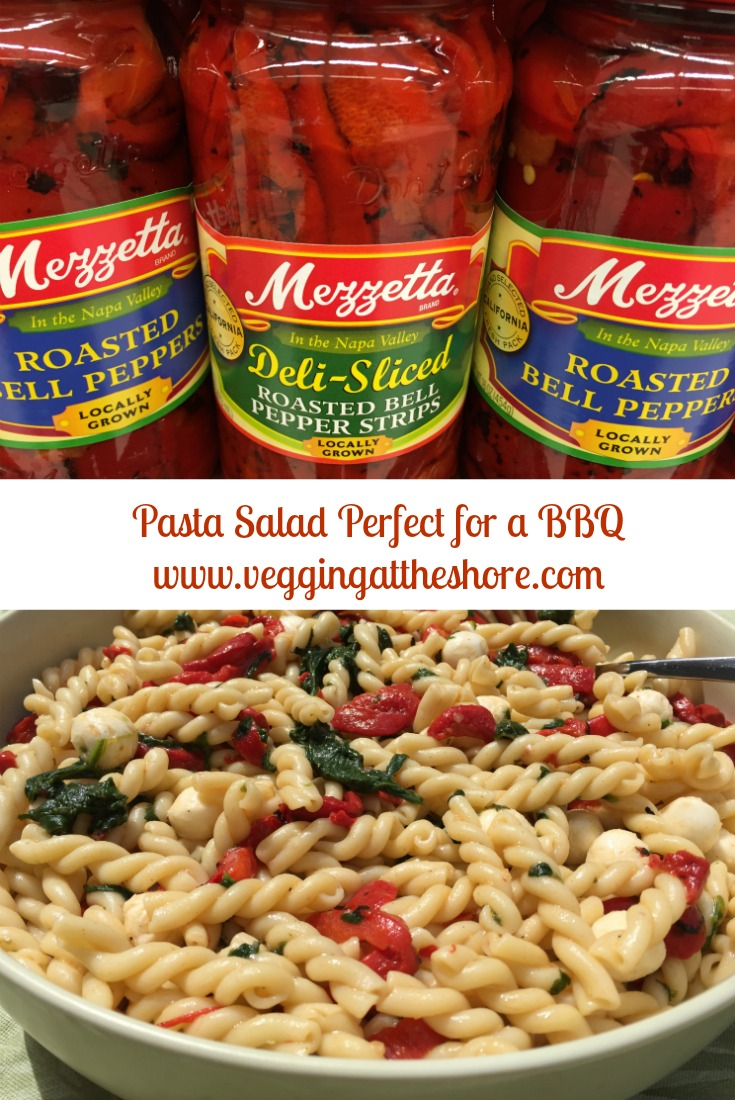 Perfect BBQ Pasta Salad