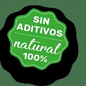 Sin aditivos veggins