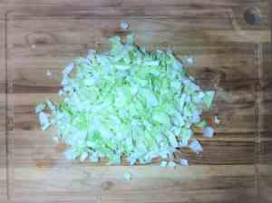 Cabbage Prep