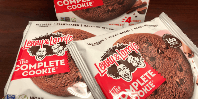 Double Chocolate Lenny & Larry Cookie