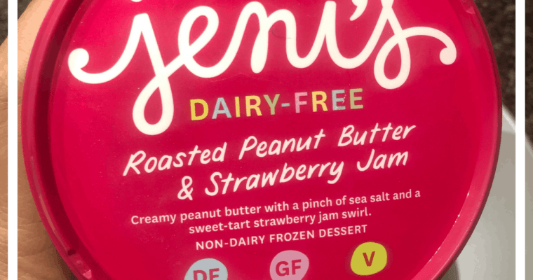 DID YOU KNOW JENI'S HAS VEGAN ICE CREAM?
