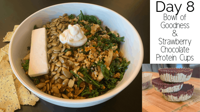 Day 8 Keto Meals