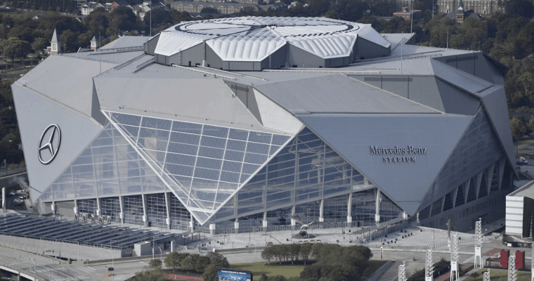 Vegan at Mercedes-Benz Stadium (Atlanta Falcons & Atlanta United)