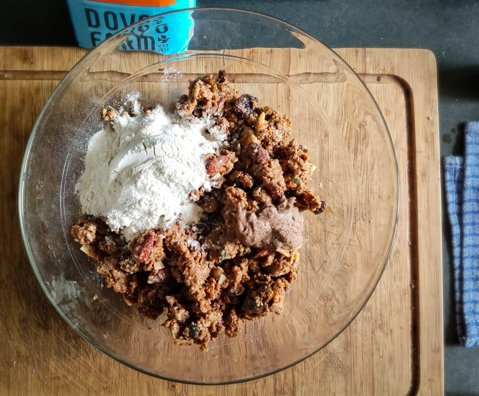 High Fibre Cereal Loaf vegan malta