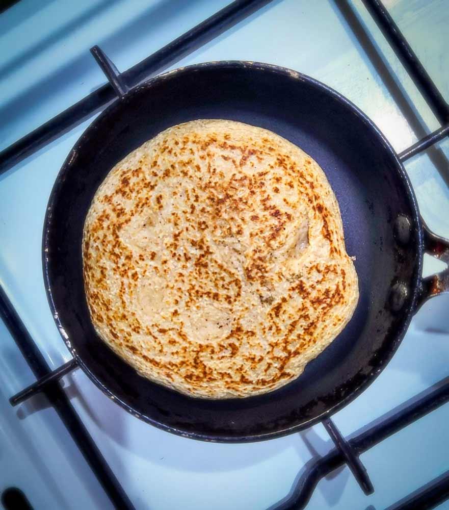 Tofu-Pancakes